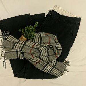 Black Converse Pants